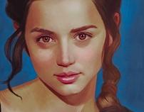 - Goddess of beauty.