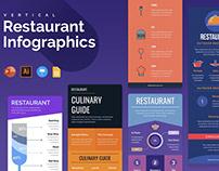 Restaurant Infographic Templates