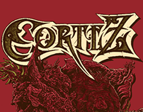 Cortez european tour 2015 silkscreen