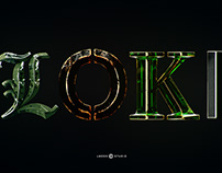 LOKI title remake