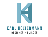 Logo & Website Design | Karl Holtermann