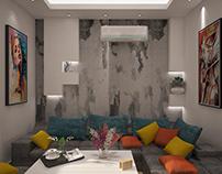 living room modern design