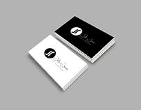 Logo Design & Brand Identity for Julia James