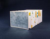 Deconstruct Experimental Type Book