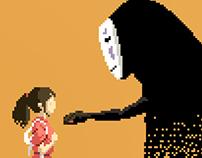 8-bit Ghibli