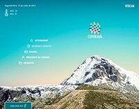 Câmara Municipal da Covilhã // Website