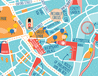 A Map of London
