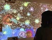Video Installation at Matsuzakaya Department Store