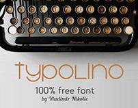 Typolino Free Font