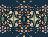 Branding for a Mimouna Festival // מיתוג פסטיבל מימונה