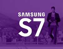 DIGITAL CAMPAIGN / Samsung UNPACKED S7