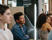 Levi's Commuter x Google Jacquard Wholesale Launch