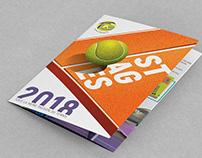 Trifold A4 - Tennis Club La Pape 2018