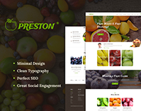 Preston | Fruit Company & Organic Farming