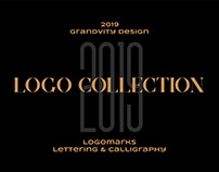 2019 Logos & Typography Collection