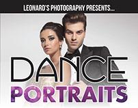 Leonard's Photography: Dance Portraits 2015 Flyer