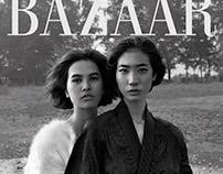 Newwave - Harper`s Bazaar Vietnam Jan.2018