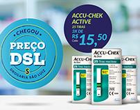 Drogaria São Luiz - Campanha Preço DSL