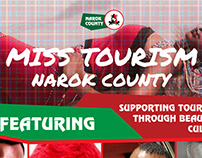 Event Publicity Design for Narok County
