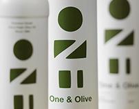 One & Olive - Premium Greek Extra Virgin Olive Oil