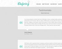 Chefering - cambios web