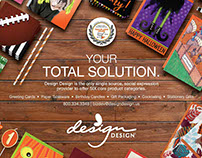 Design Design Inc. Ad