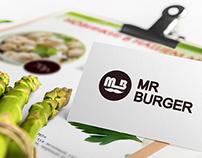"""Кафе быстрого питания """"Mr Burger"""""""