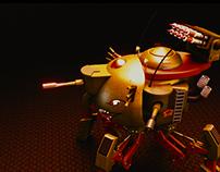 Red Alert 3: Reaper Tank