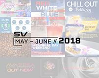 May - June 2018 // Digital Graphics