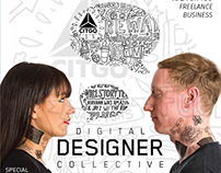 Digital Designer Collective Magazine