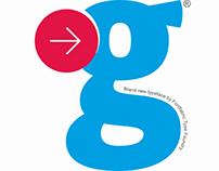 Glober font