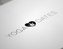 Yoga Dates :: Logo Case Study
