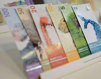 Rediseño del sistema argentino de billetes