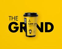 The Grind Coffee - BRANDING