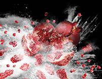 Blast Pomegranade