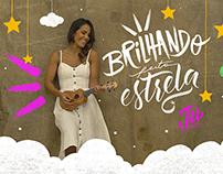 CLIPE BRILHANDO FEITO ESTRELA | Ju Moraes