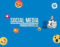 Social Media | Purodeportes
