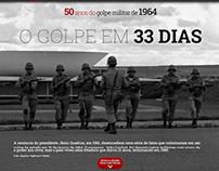 50 anos do golpe militar no Brasil