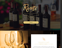 Rivente Home Page Revamp