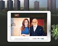 Akfen - Bulvar Loft | Website
