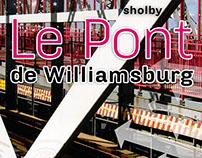 Le Pont de Williamsburg - novel