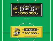 ROCK & GOAL - Coupons