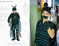 FILM Robal /costume design