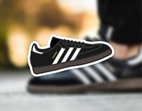 Footwear Illustrations
