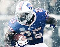 LeSean McCoy Buffalo Bills