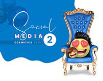 Social Media ♢ 2019 cosmetics