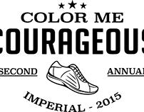 T-Shirt Design for Fun Run in 2015