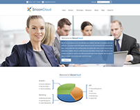 SiliconCloud homepage re-design proposal
