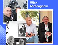 Bijan Sarhangpour: A Man of Many Talents