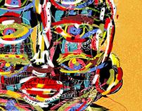 Eyezz: Digital Illustration